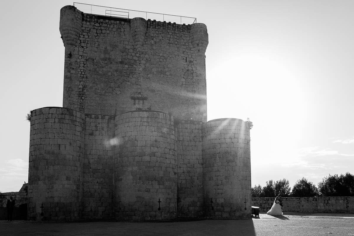 Boda en el Castillo de Íscar Valladolid Sara y David-56