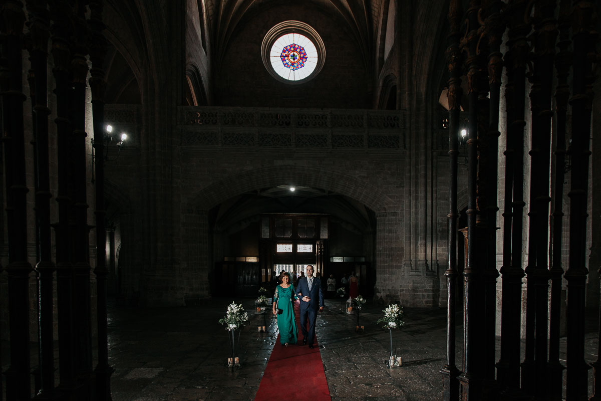 Boda en el Museo Patio Herreriano de Valladolid vídyka weloveyourlove Beatriz y Alfredo-22