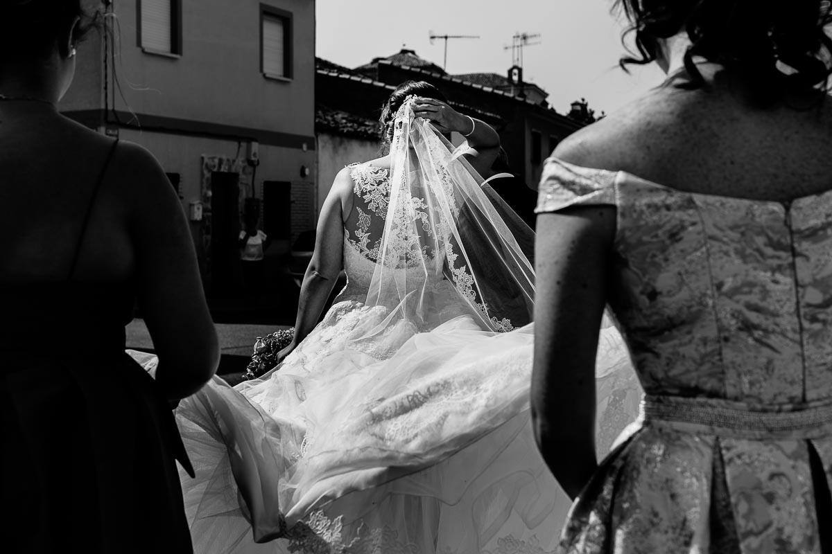 Fotógrafo de boda Valladolid boda en Villabrágima encinar del rey Mireya y Javier-37