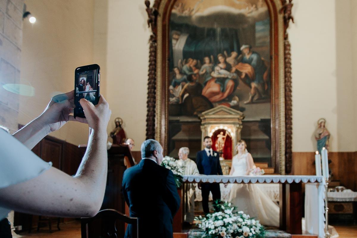 Fotógrafo de boda Valladolid boda en Villabrágima encinar del rey Mireya y Javier-49