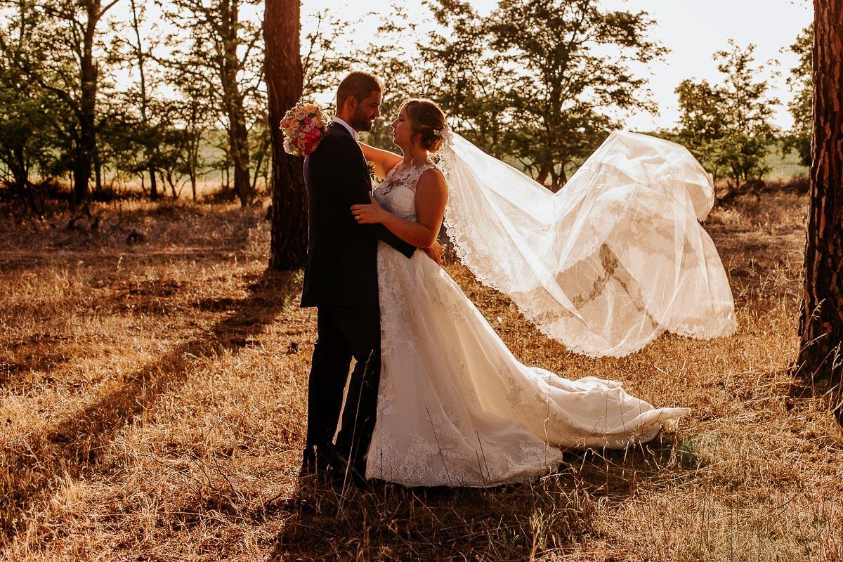Fotógrafo de boda Valladolid boda en Villabrágima encinar del rey Mireya y Javier-63