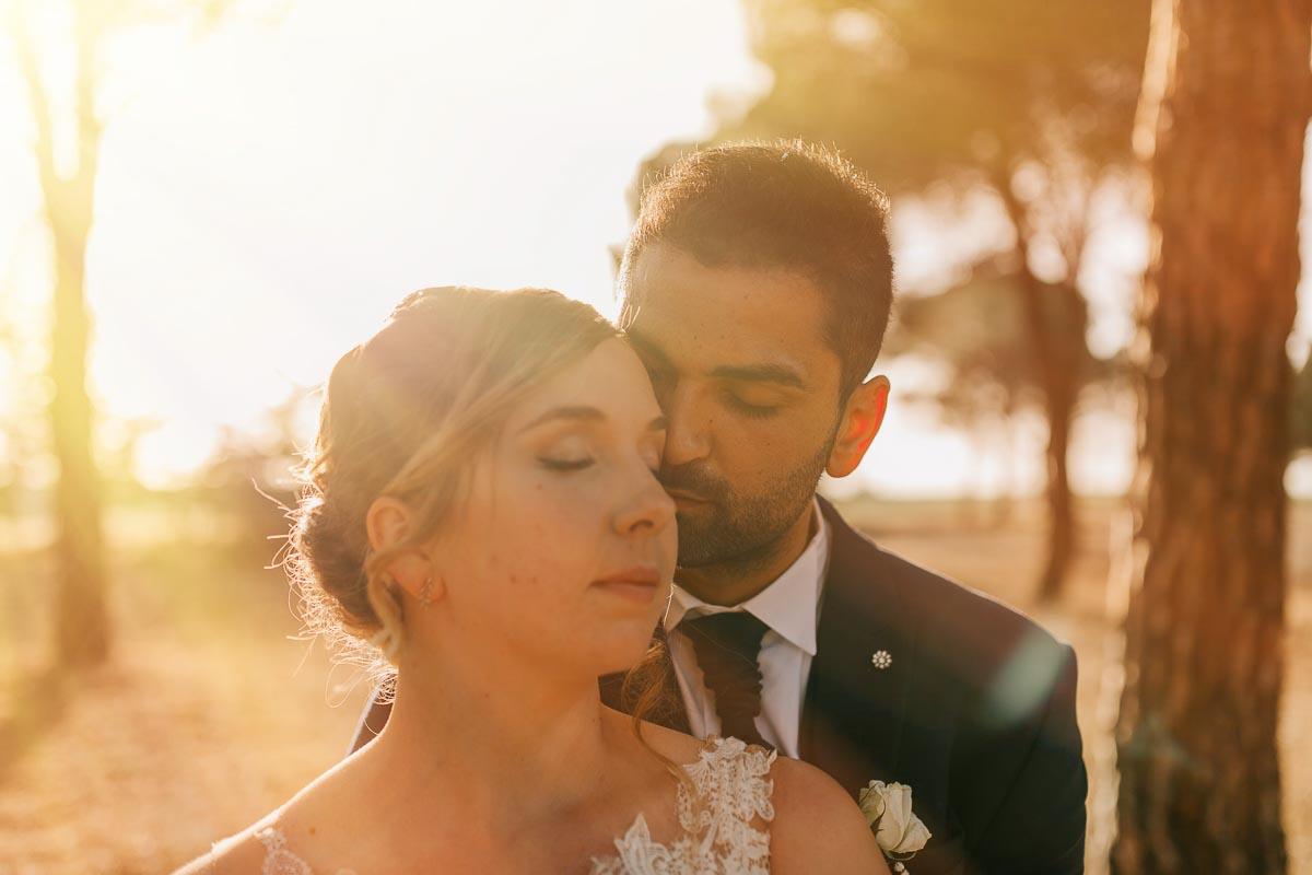 Fotógrafo de boda Valladolid boda en Villabrágima encinar del rey Mireya y Javier-66