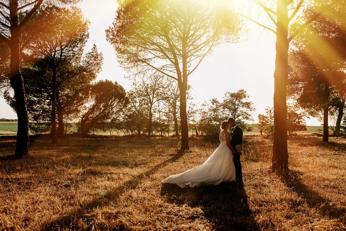 Fotógrafo de boda Valladolid boda en Villabrágima encinar del rey Mireya y Javier-69