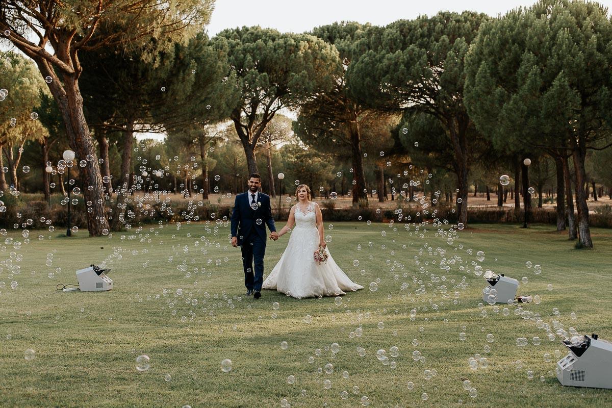 Fotógrafo de boda Valladolid boda en Villabrágima encinar del rey Mireya y Javier-74