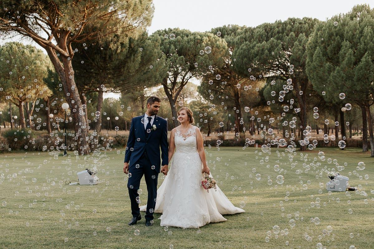Fotógrafo de boda Valladolid boda en Villabrágima encinar del rey Mireya y Javier-76