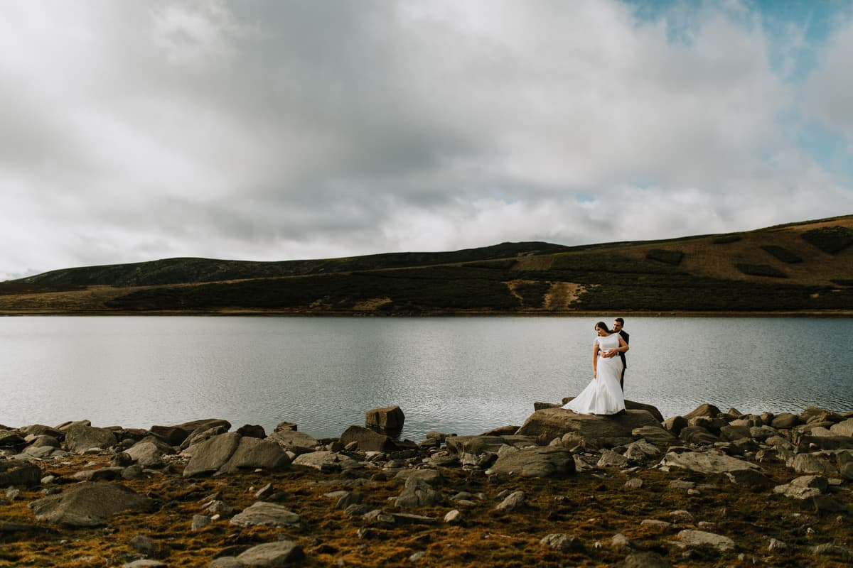 Postboda en el Lago de Sanabria Sara y Jaime weloveyourlove 033