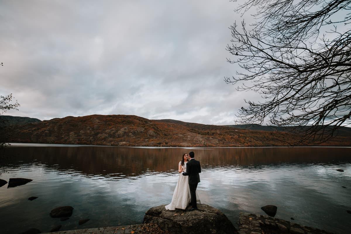 Postboda en el Lago de Sanabria Sara y Jaime weloveyourlove 059