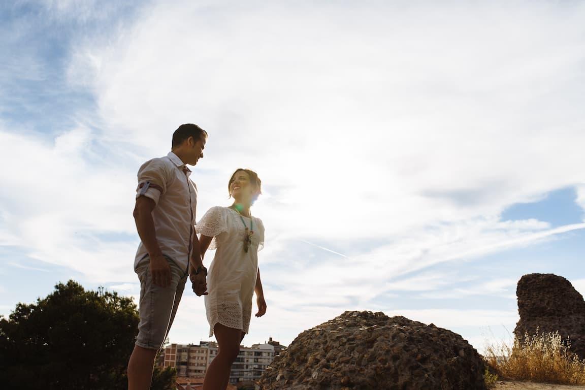 Preboda Noemí y Álvaro en Medina del Campo Valladolid