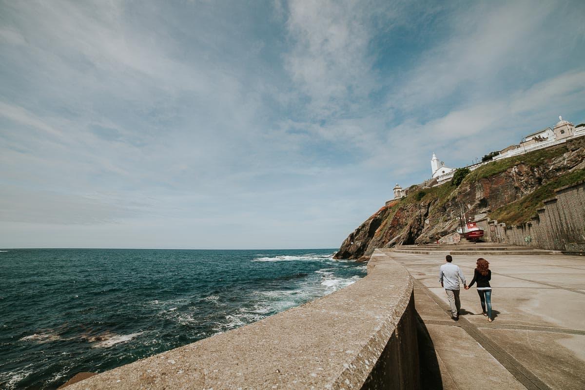 Preboda en Luarca Playa del Silencio Asturias Eva y Rubén-2