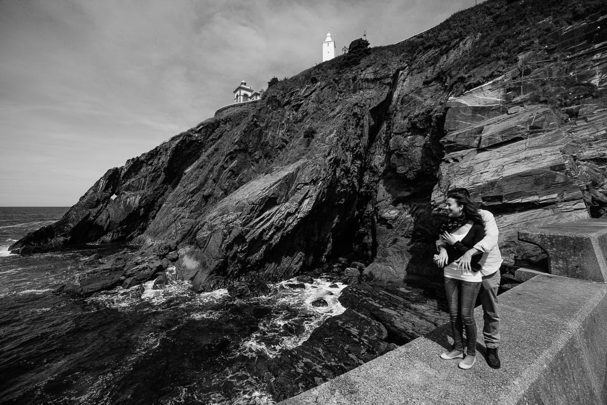 Preboda en Luarca Playa del Silencio Asturias Eva y Rubén-3