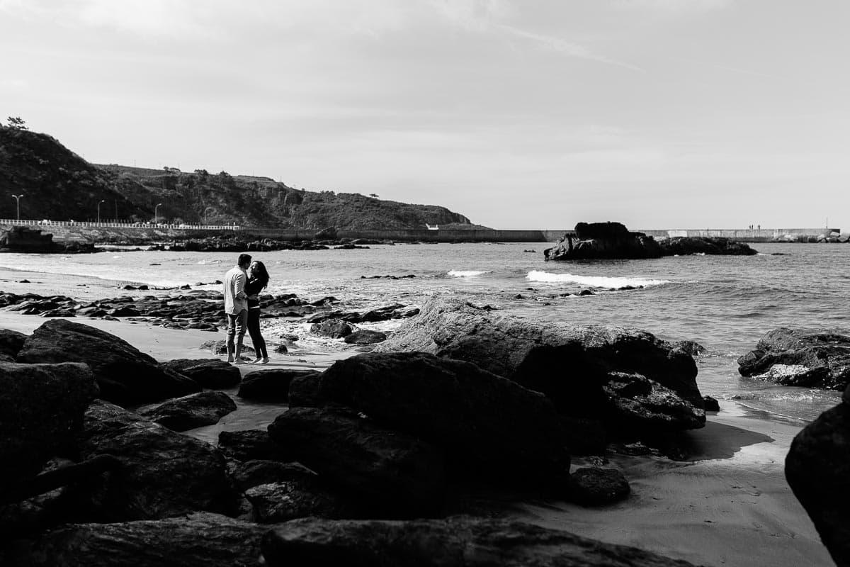 Preboda en Luarca Playa del Silencio Asturias Eva y Rubén-30