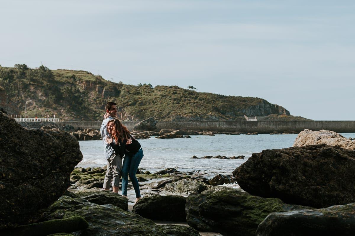 Preboda en Luarca Playa del Silencio Asturias Eva y Rubén-31