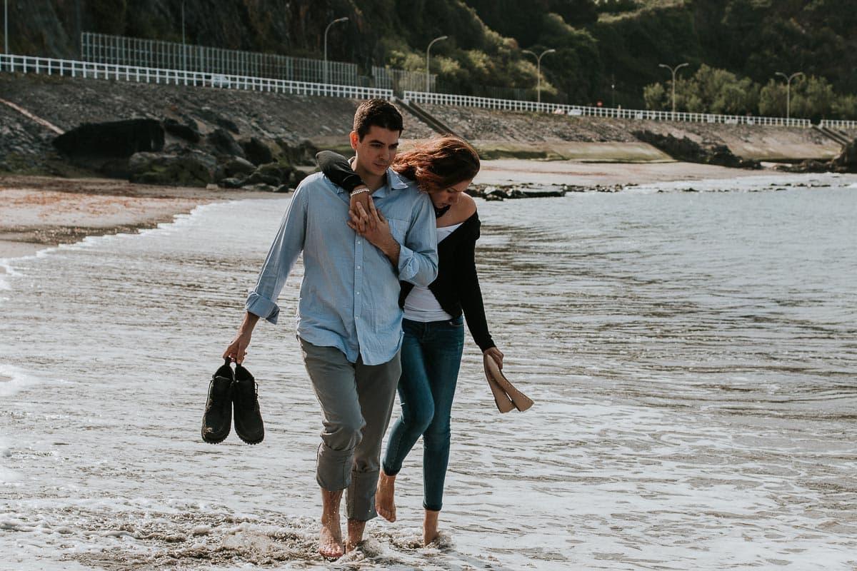 Preboda en Luarca Playa del Silencio Asturias Eva y Rubén-34
