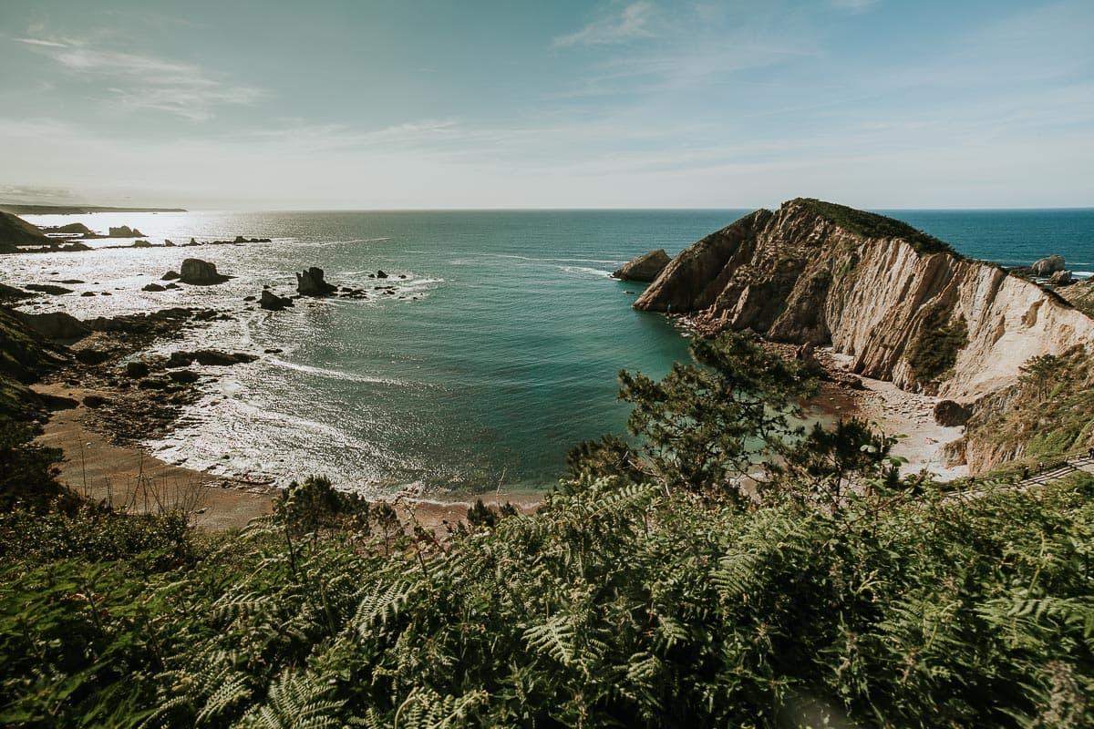 Preboda en Luarca Playa del Silencio Asturias Eva y Rubén-36
