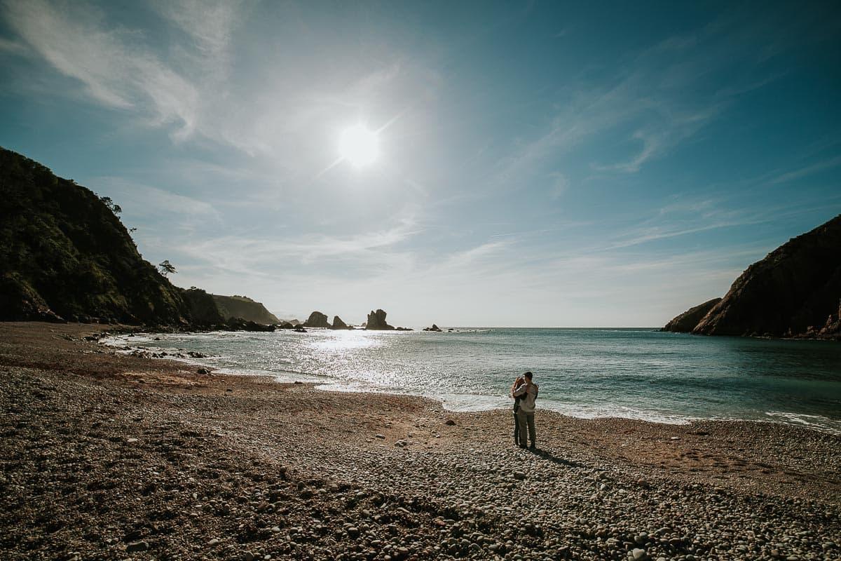 Preboda en Luarca Playa del Silencio Asturias Eva y Rubén-44
