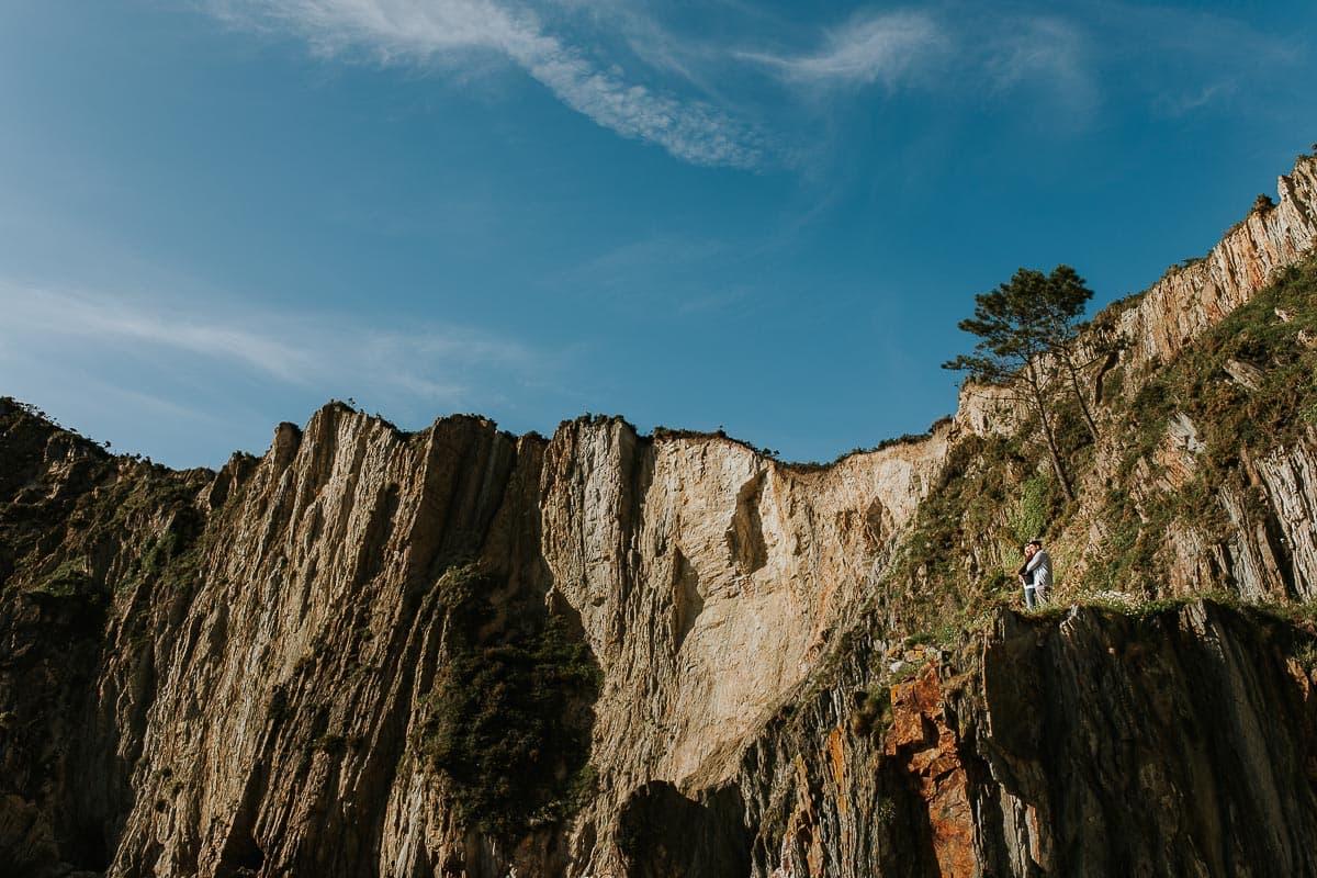 Preboda en Luarca Playa del Silencio Asturias Eva y Rubén-50