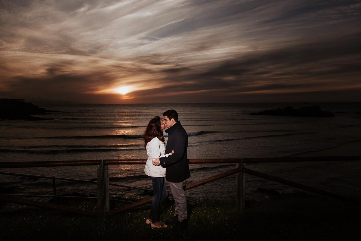 Preboda en Luarca Playa del Silencio Asturias Eva y Rubén-55