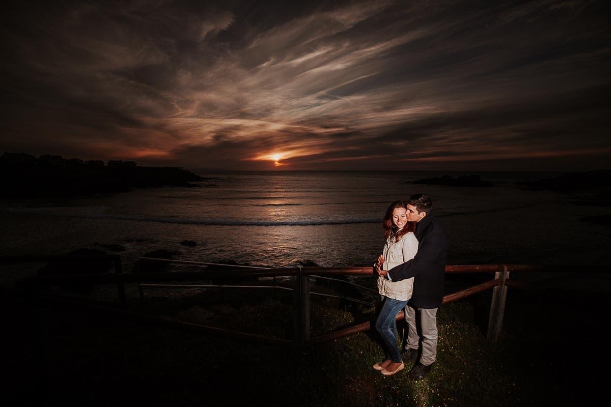 Preboda en Luarca Playa del Silencio Asturias Eva y Rubén-56