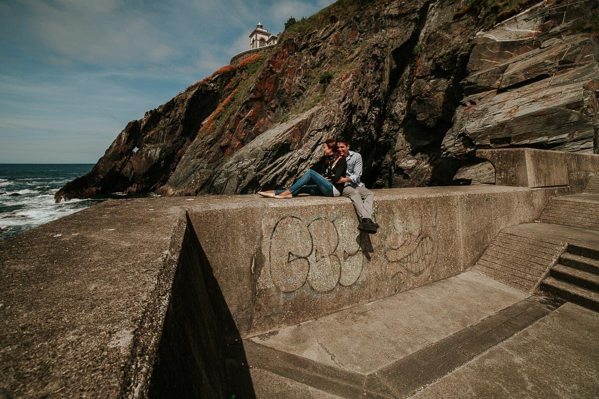 Preboda en Luarca Playa del Silencio Asturias Eva y Rubén-6