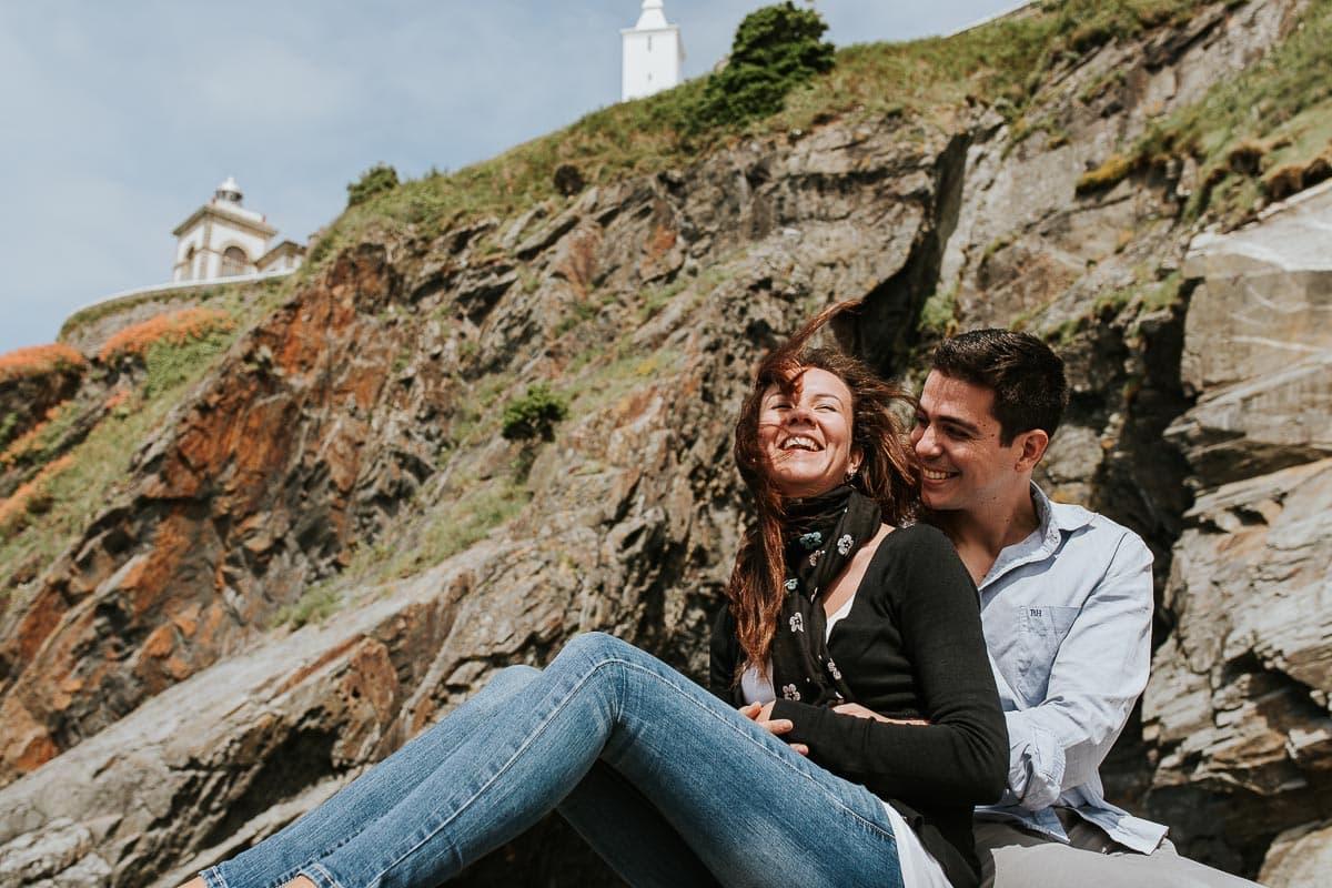 Preboda en Luarca Playa del Silencio Asturias Eva y Rubén-7
