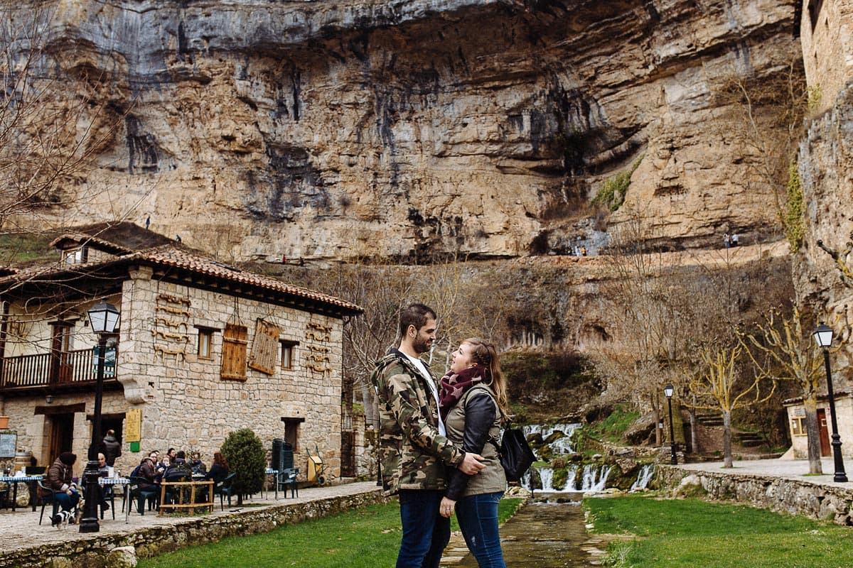 Preboda en Orbaneja del Castillo Burgos Mireya y Javier-15