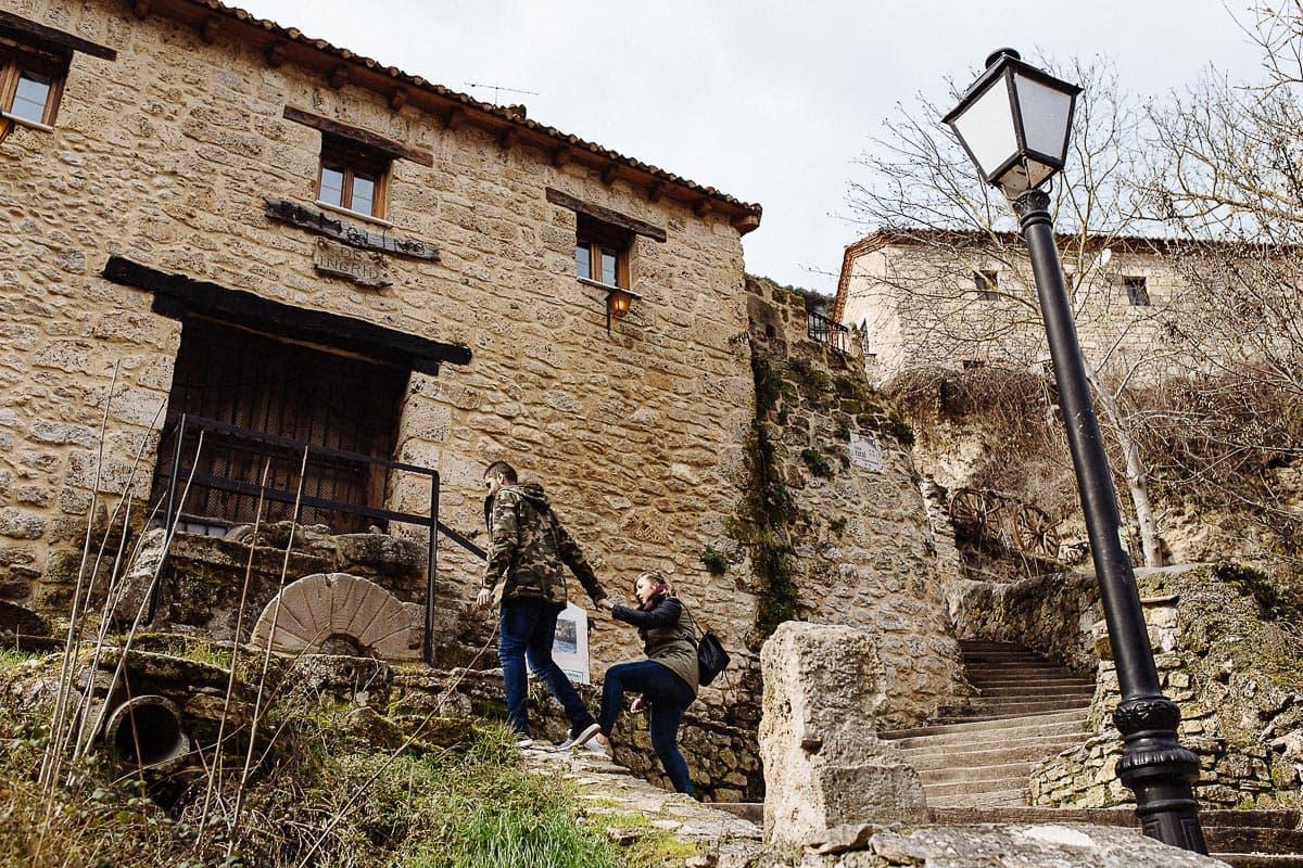 Preboda en Orbaneja del Castillo Burgos Mireya y Javier-2
