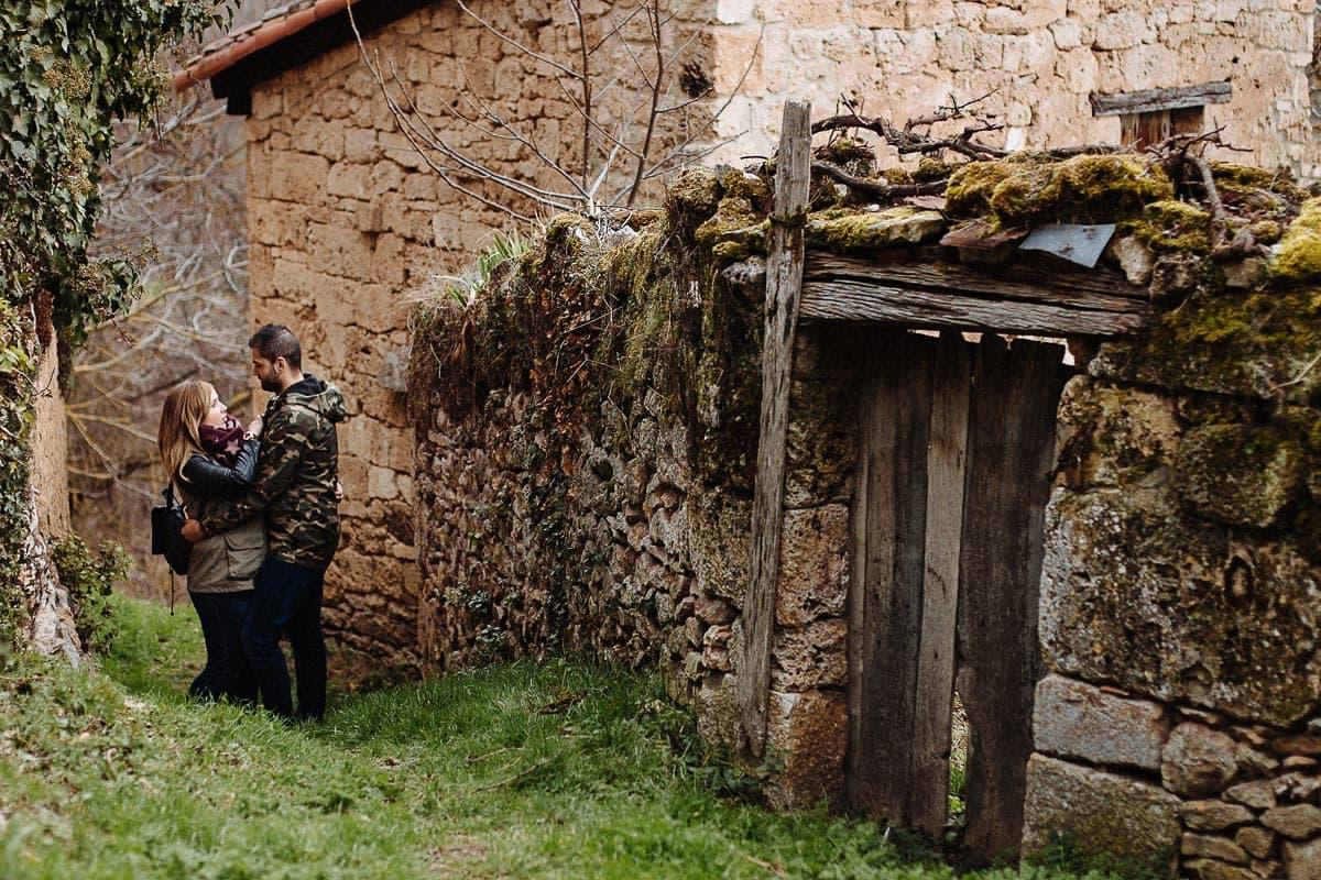Preboda en Orbaneja del Castillo Burgos Mireya y Javier-37