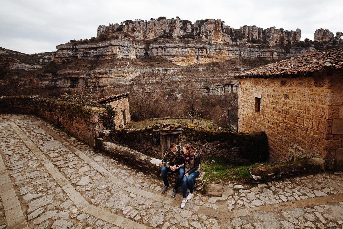 Preboda en Orbaneja del Castillo Burgos Mireya y Javier-40