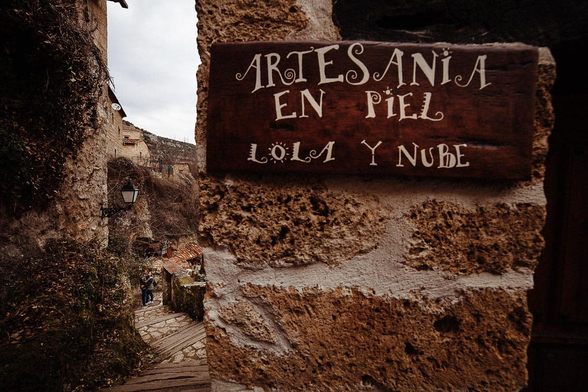 Preboda en Orbaneja del Castillo Burgos Mireya y Javier-41