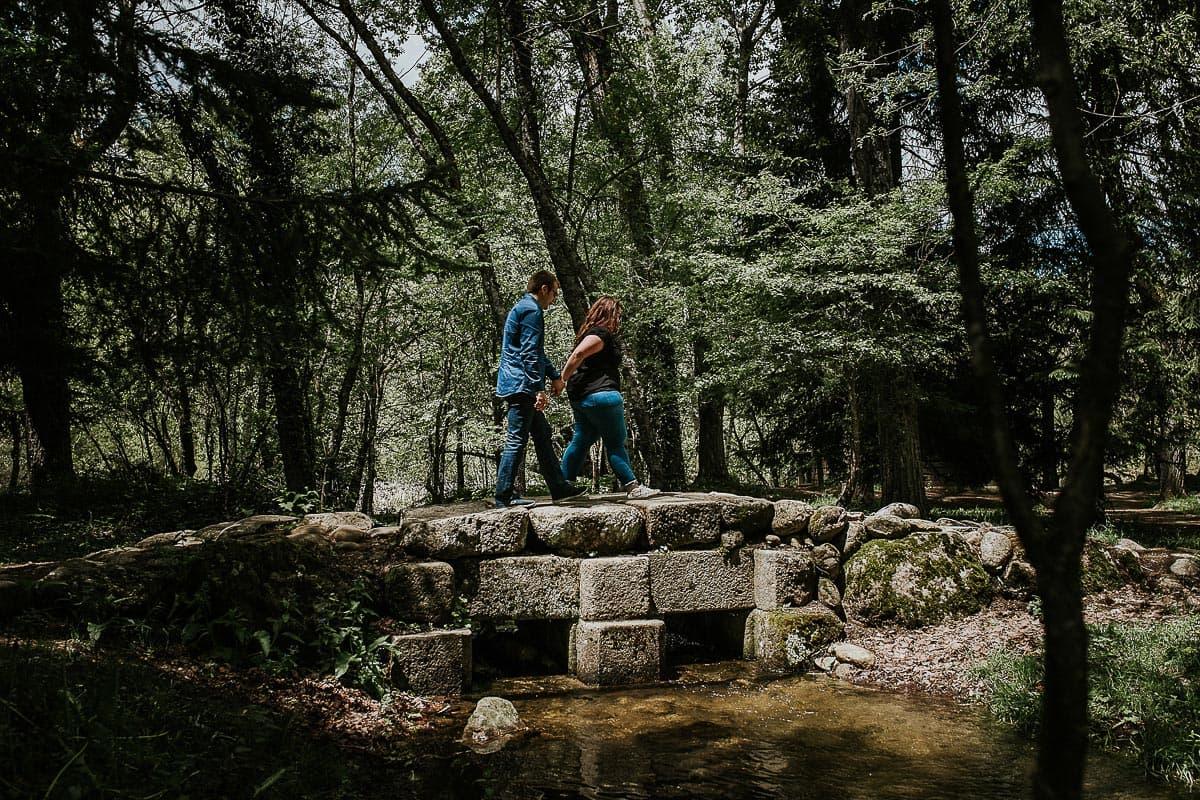 Preboda en Rascafría y el Bosque de los Finlandeses Madrid Leyre y Alberto-15