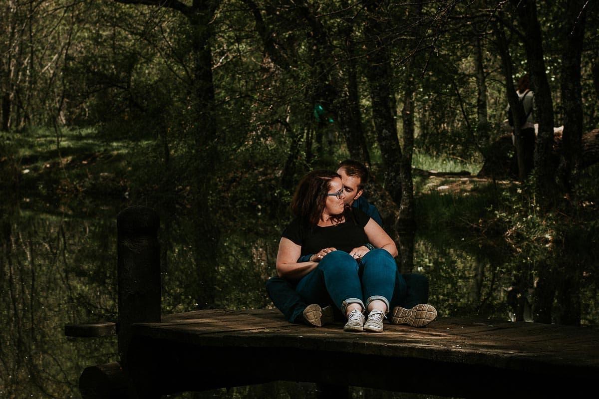 Preboda en Rascafría y el Bosque de los Finlandeses Madrid Leyre y Alberto-20