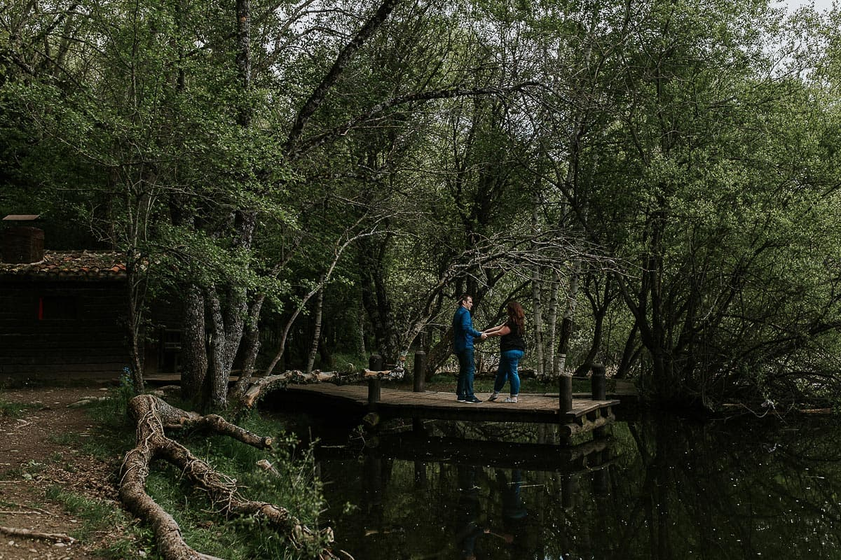 Preboda en Rascafría y el Bosque de los Finlandeses Madrid Leyre y Alberto-28
