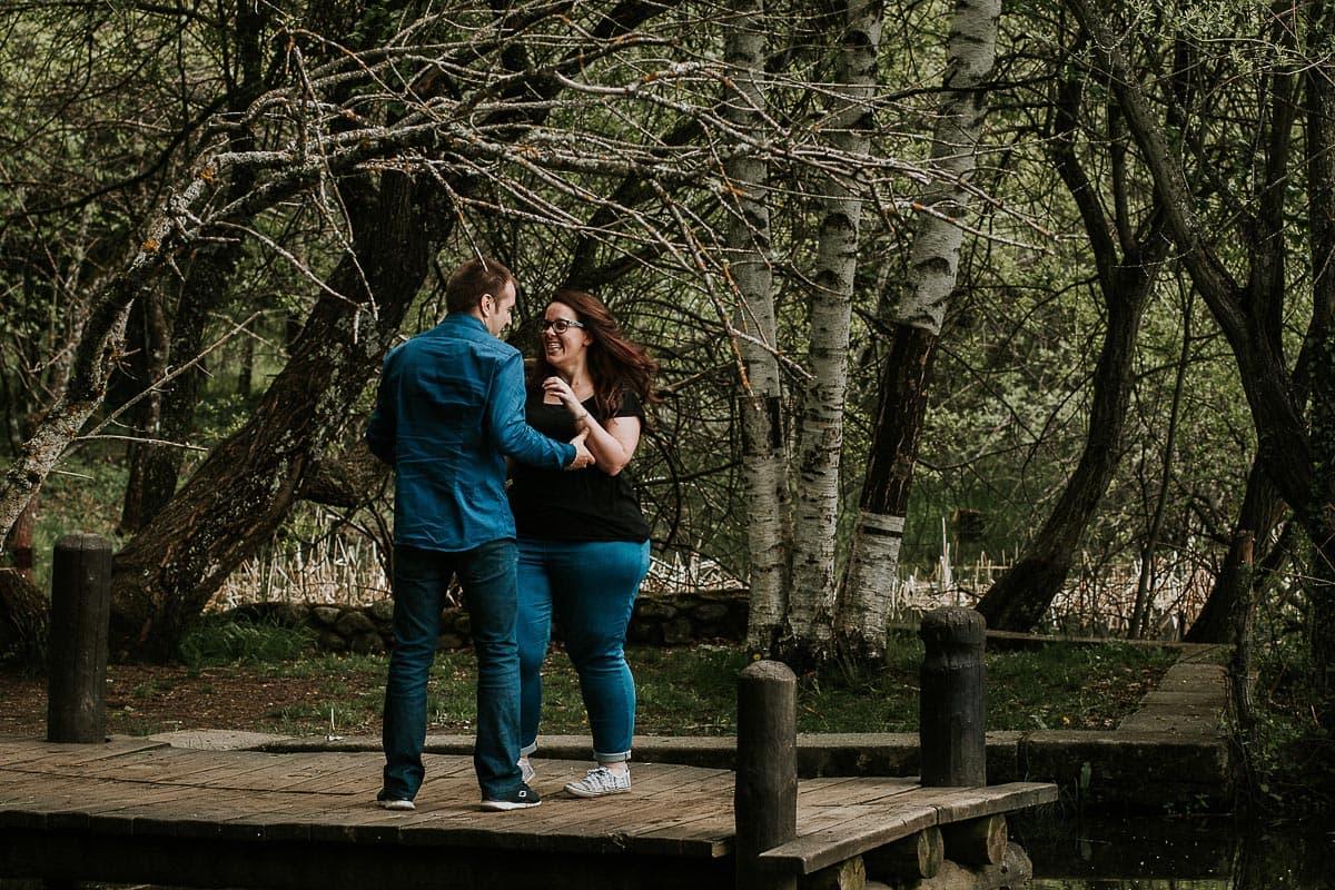 Preboda en Rascafría y el Bosque de los Finlandeses Madrid Leyre y Alberto-29
