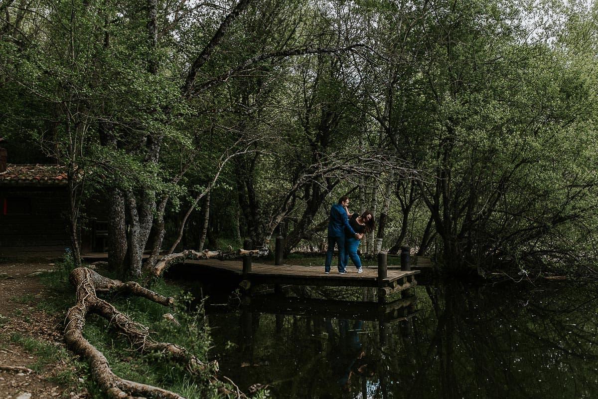 Preboda en Rascafría y el Bosque de los Finlandeses Madrid Leyre y Alberto-30
