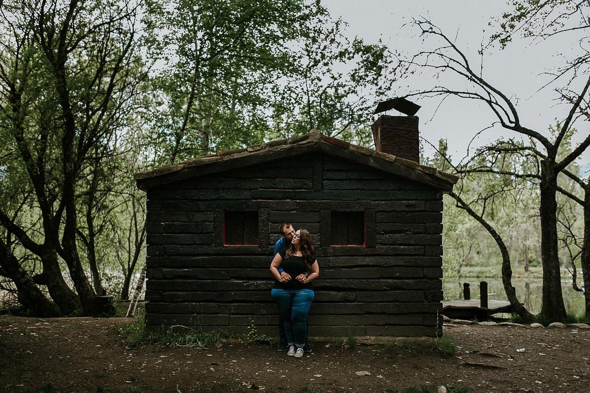 Preboda en Rascafría y el Bosque de los Finlandeses Madrid Leyre y Alberto-34