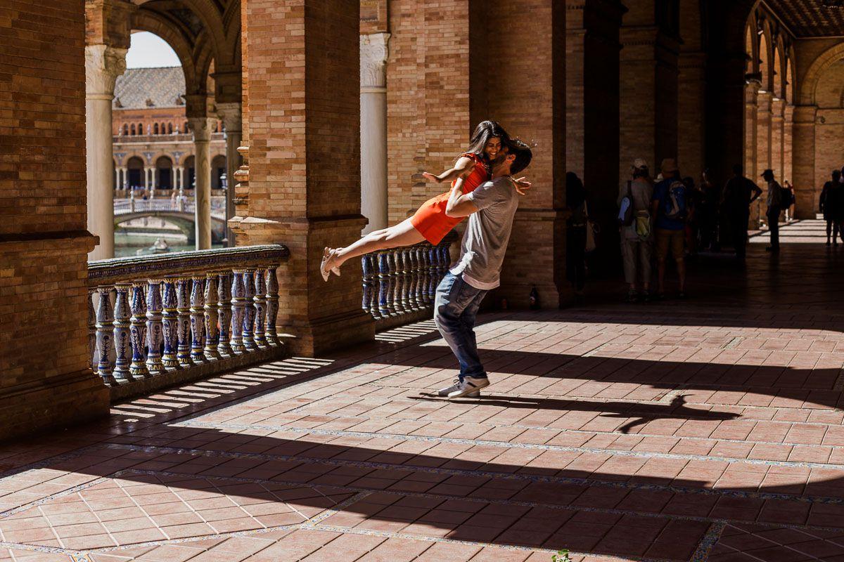 Preboda en Sevilla de Aránzazu y Sergio vidyka weloveyourlove 30