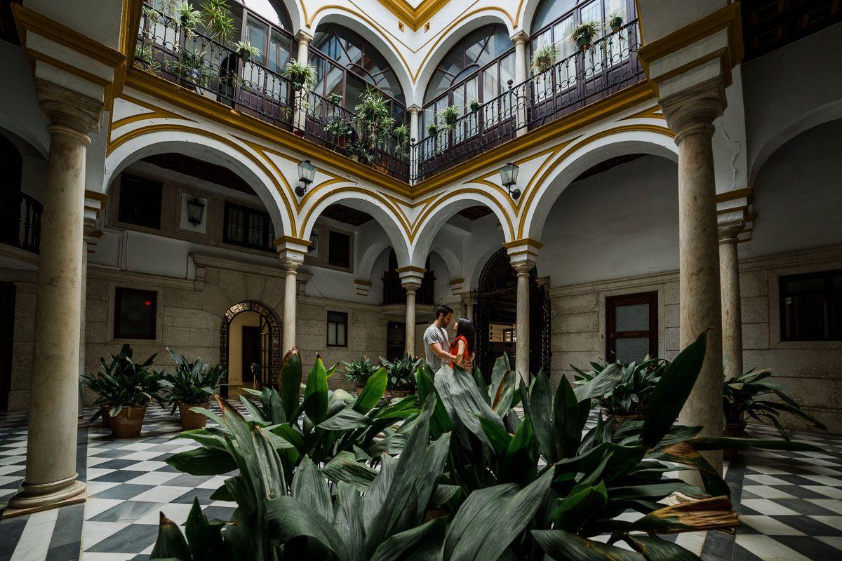 Preboda en Sevilla de Aránzazu y Sergio vidyka weloveyourlove 4