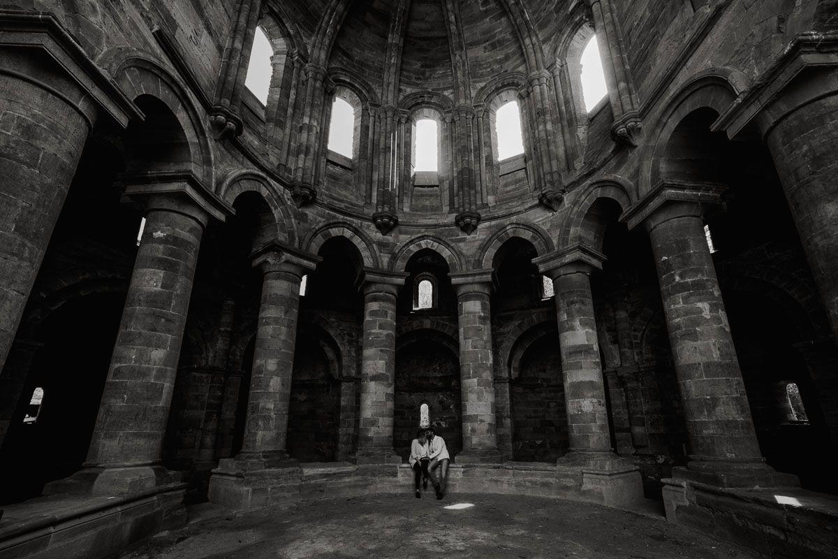 Preboda en el Monasterio de Moreruela de Lara y Gabriel vidyka weloveyourlove 1