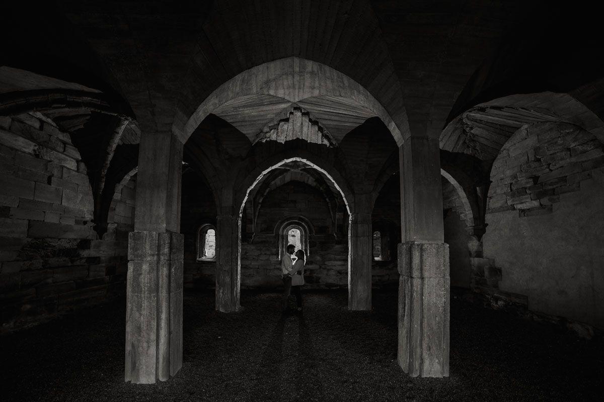 Preboda en el Monasterio de Moreruela de Lara y Gabriel vidyka weloveyourlove 10