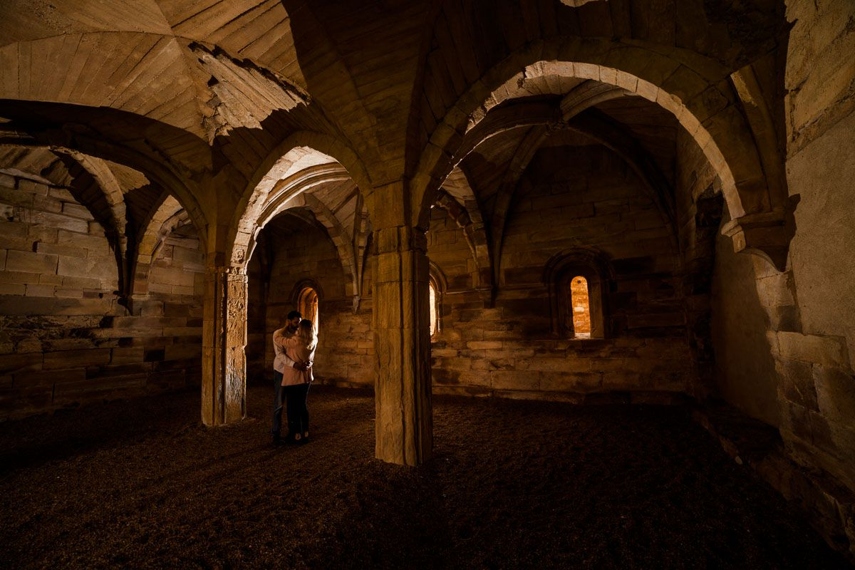 Preboda en el Monasterio de Moreruela de Lara y Gabriel vidyka weloveyourlove 11