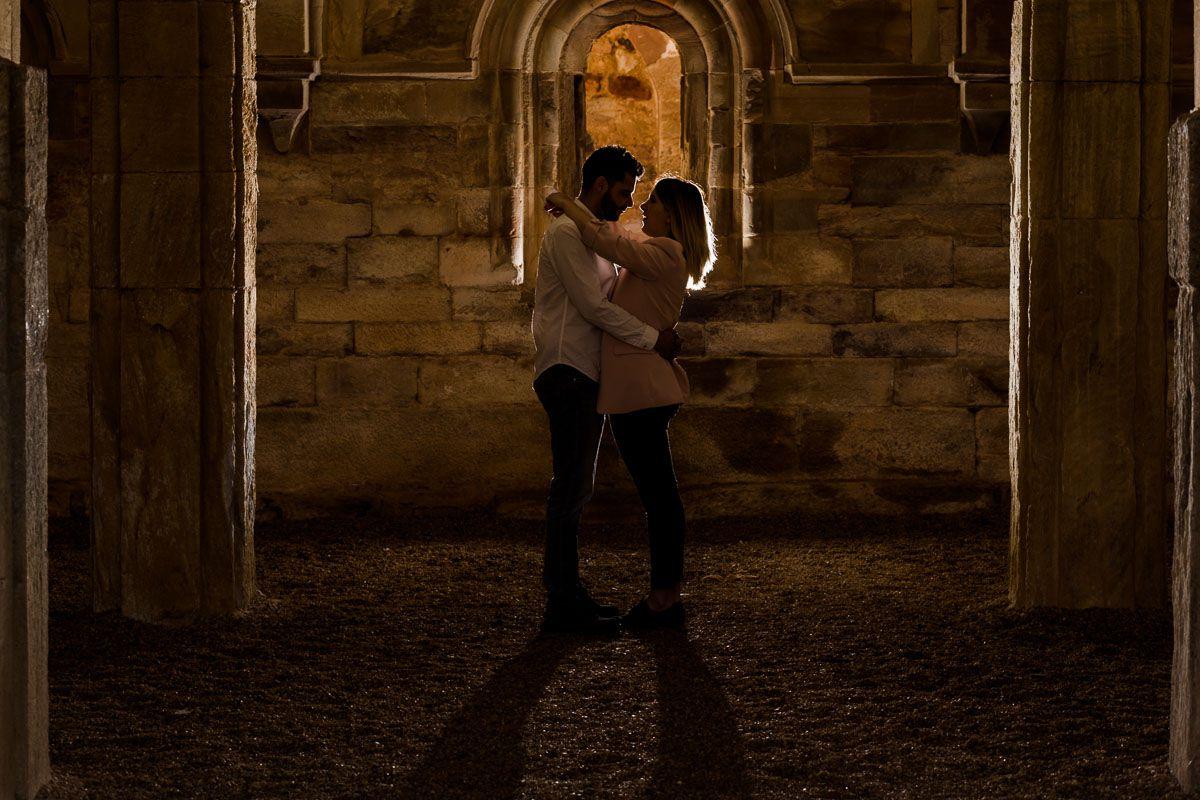 Preboda en el Monasterio de Moreruela de Lara y Gabriel vidyka weloveyourlove 12
