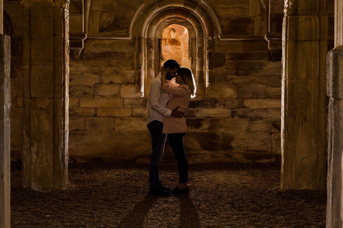Preboda en el Monasterio de Moreruela de Lara y Gabriel vidyka weloveyourlove 13