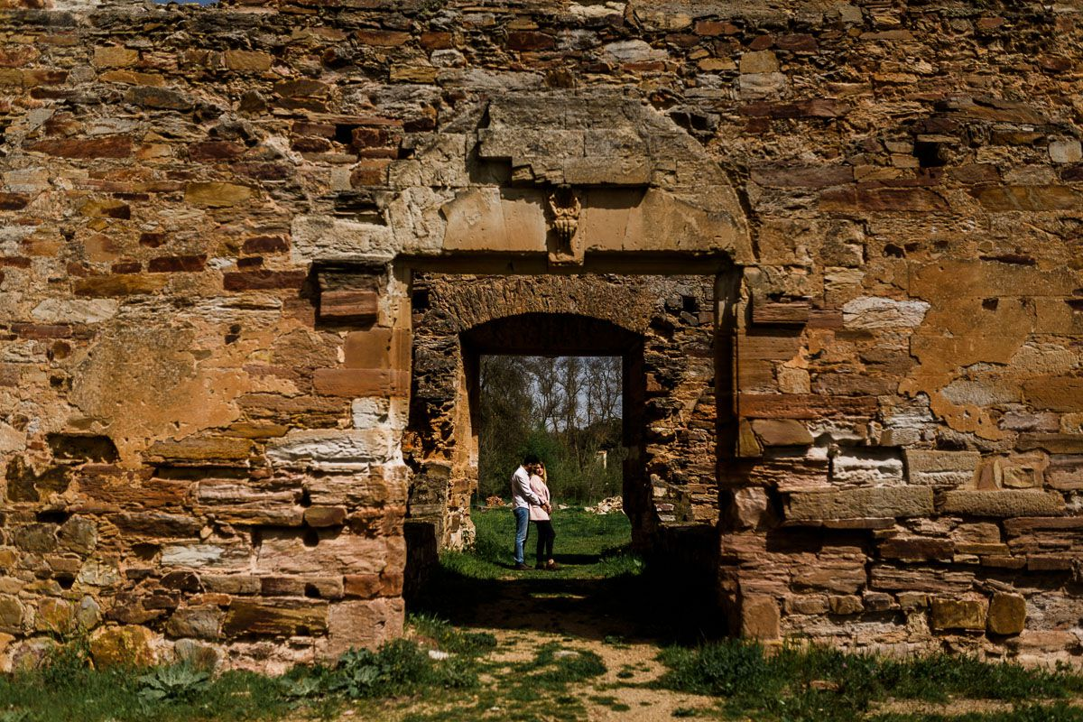 Preboda en el Monasterio de Moreruela de Lara y Gabriel vidyka weloveyourlove 15