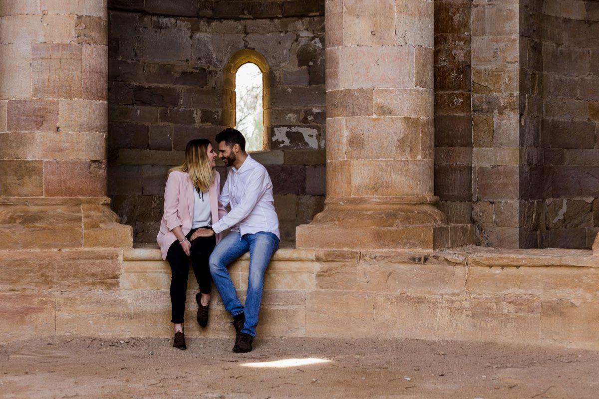 Preboda en el Monasterio de Moreruela de Lara y Gabriel vidyka weloveyourlove 2