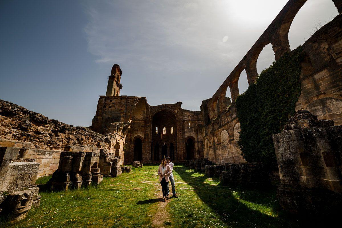 Preboda en el Monasterio de Moreruela de Lara y Gabriel vidyka weloveyourlove 22