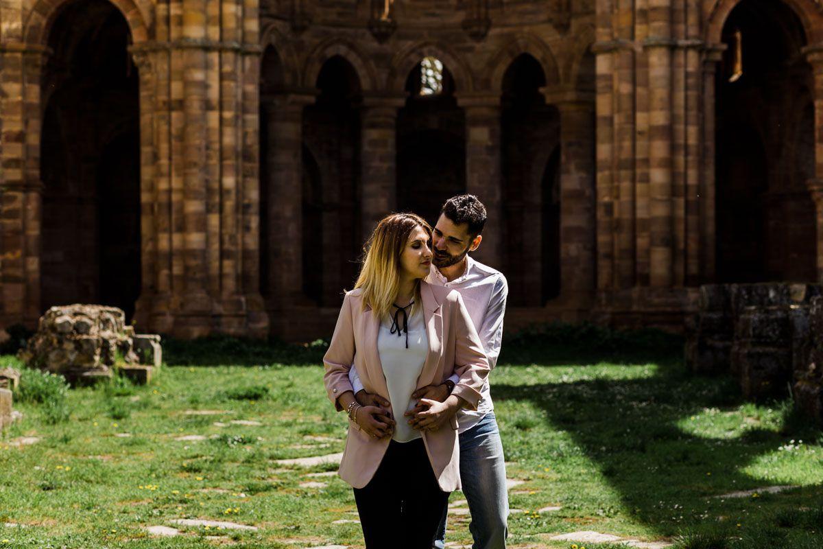 Preboda en el Monasterio de Moreruela de Lara y Gabriel vidyka weloveyourlove 23