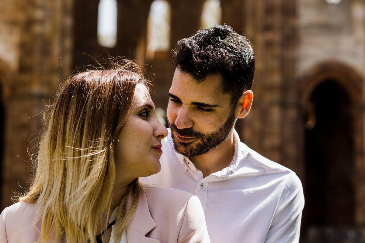 Preboda en el Monasterio de Moreruela de Lara y Gabriel vidyka weloveyourlove 24