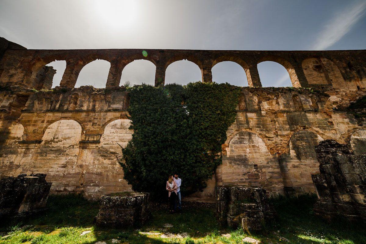 Preboda en el Monasterio de Moreruela de Lara y Gabriel vidyka weloveyourlove 26