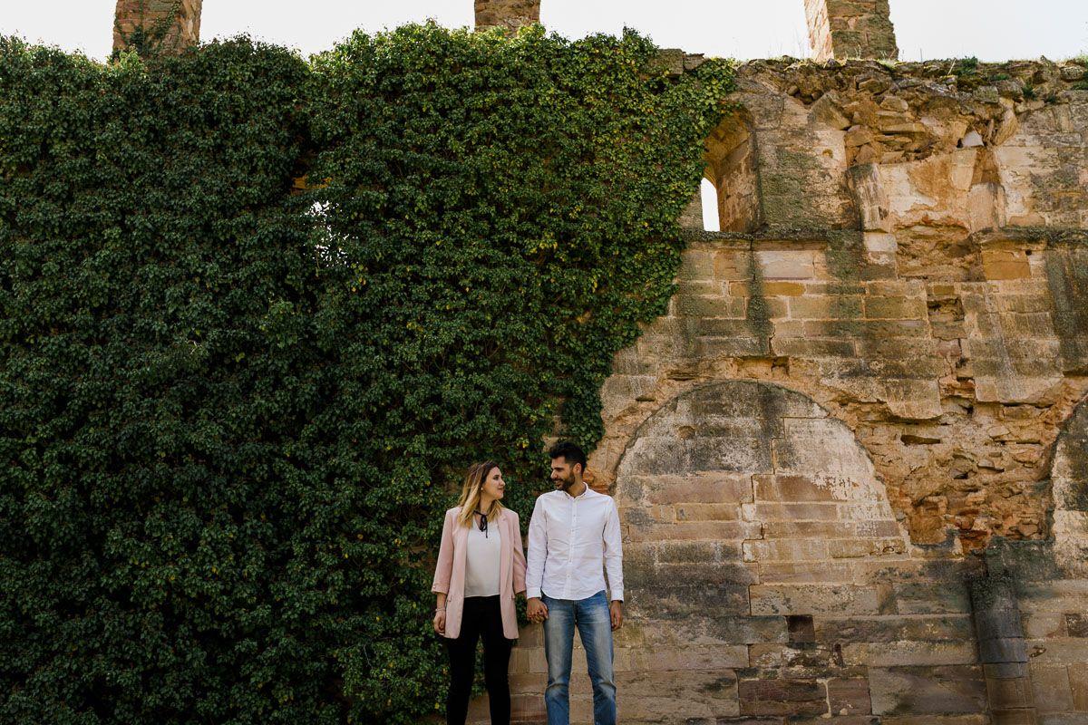 Preboda en el Monasterio de Moreruela de Lara y Gabriel vidyka weloveyourlove 28