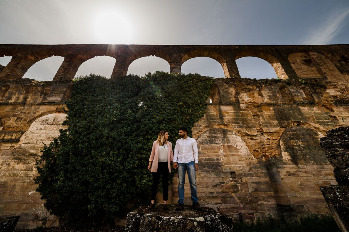 Preboda en el Monasterio de Moreruela de Lara y Gabriel vidyka weloveyourlove 29